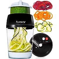 Fullstar 3 in 1 Vegetable Spiralizer Vegetable Slicer