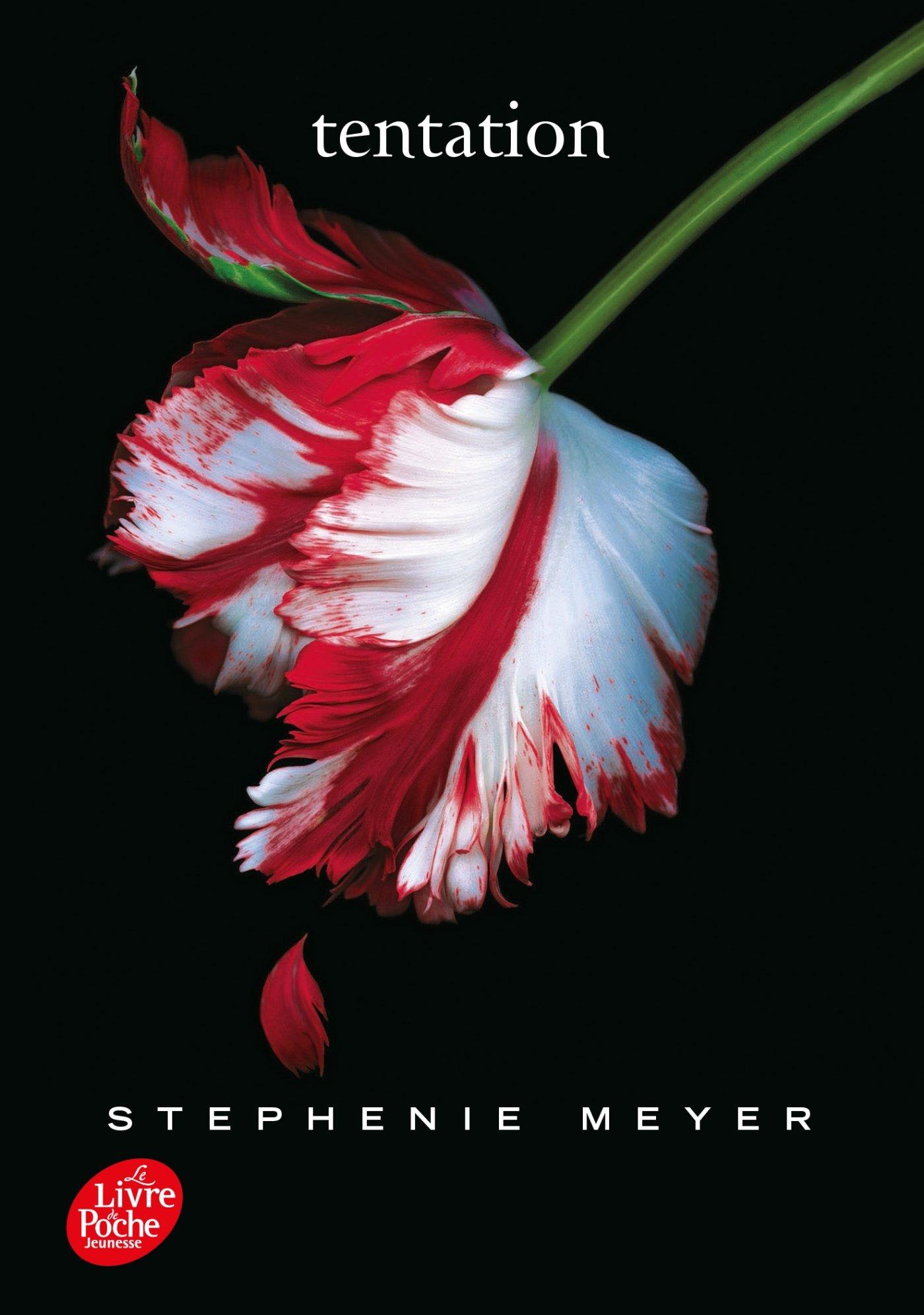 Saga Twilight - Tome 2 - Tentation: Amazon.fr: Meyer, Stephenie, Rigoureau,  Luc: Livres