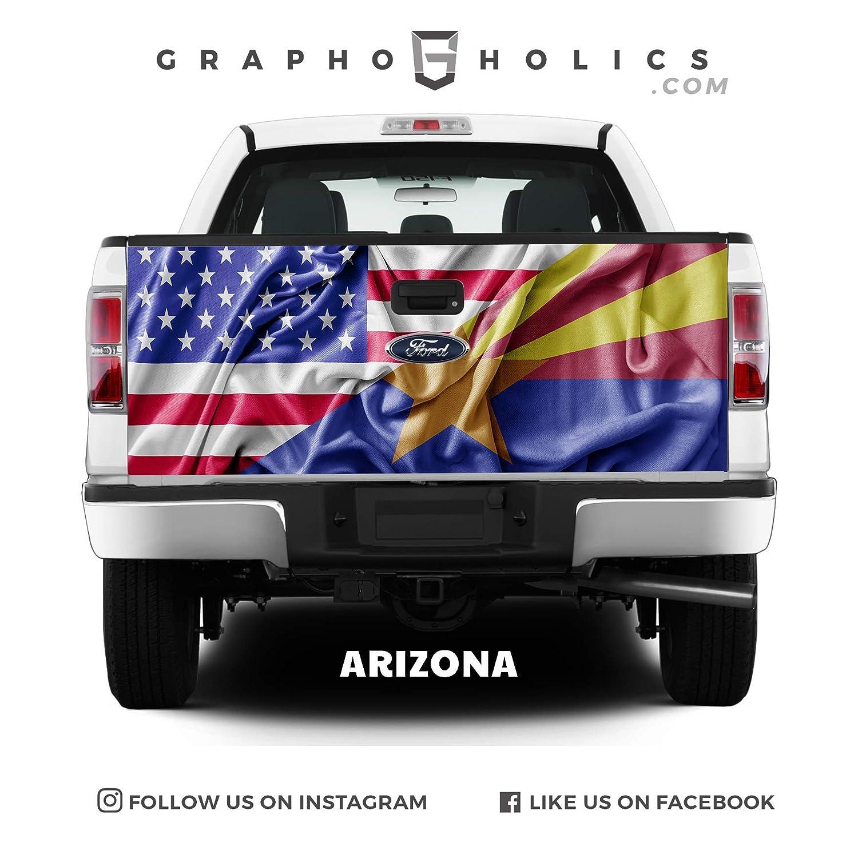 Pick-Up Truck Tailgate Wraps Arizona