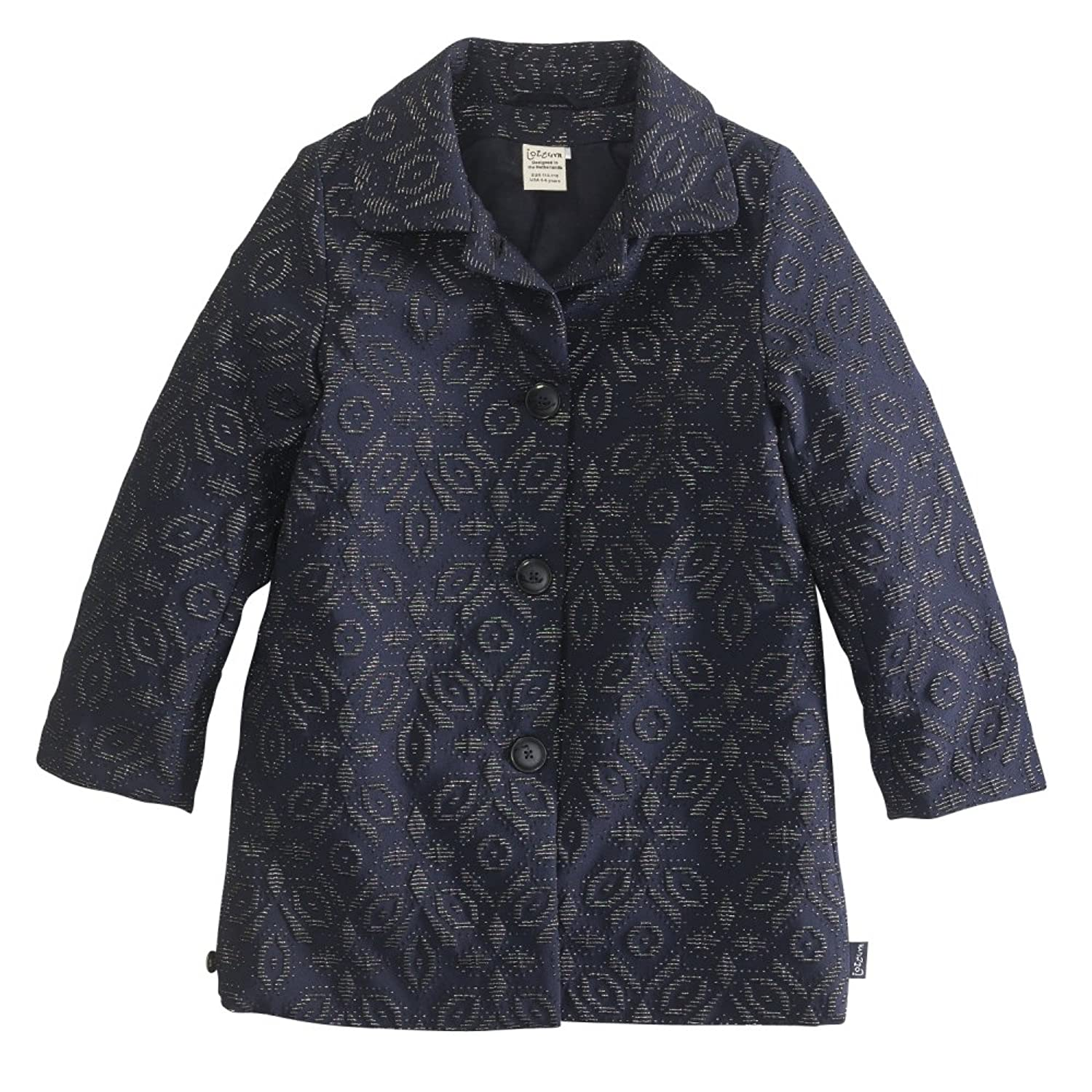Jottum Jacke Mantel BADDIEL in Blue Dark Navy
