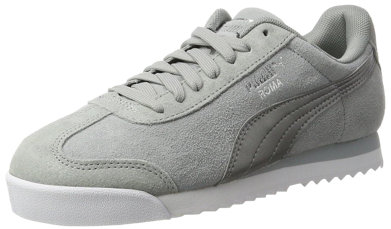 Puma Roma Classic Met Safari, Zapatillas para Mujer 40 EU|Gris (Quarry-quarry)