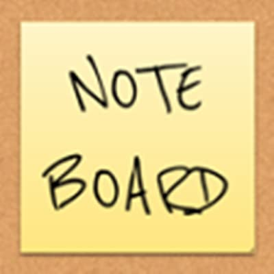 Note Board (Ads Free)