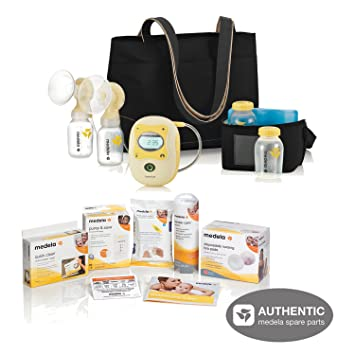 Amazon Com Medela Freestyle Breastpump With Free Accessory Set Baby
