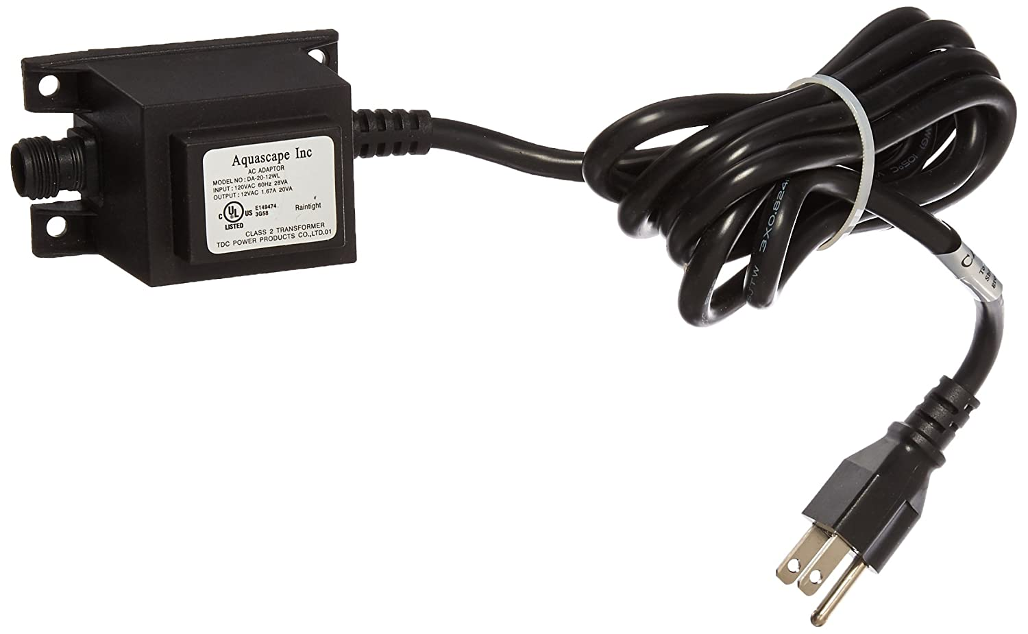 Amazon.com: Aquascape Low-Voltage Lighting Transformer for Pond ...