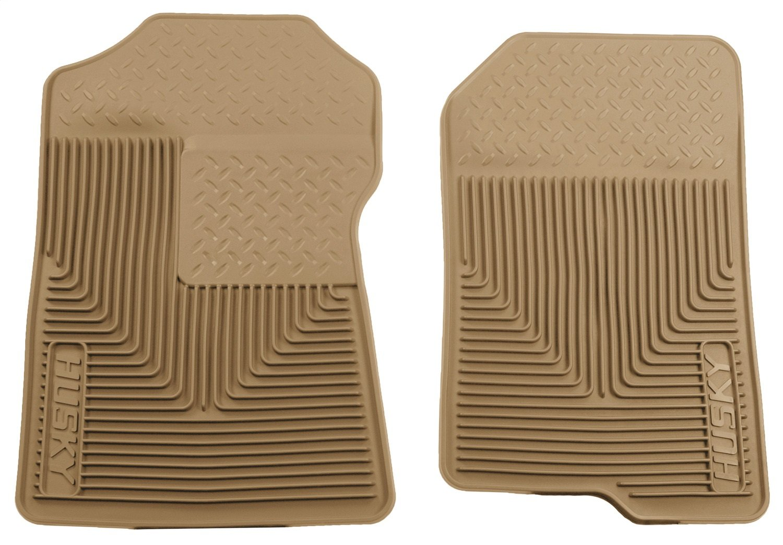 Husky Liners Front Floor Mats Fits 97-04 F150 SuperCab//Standard 51023