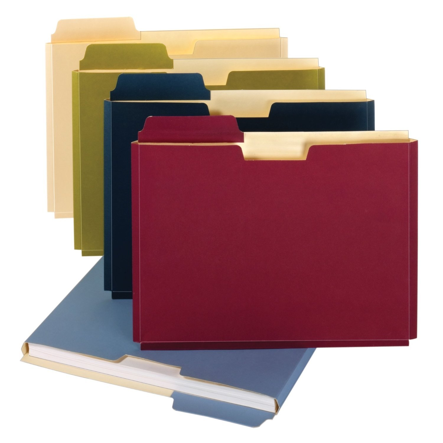 Amazon.com : Globe-Weis/Pendaflex File Folder Pockets, 150 Sheet ...