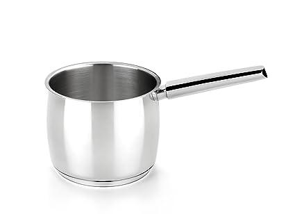BRA Option - Pote, 12 cm, Acero Inoxidable