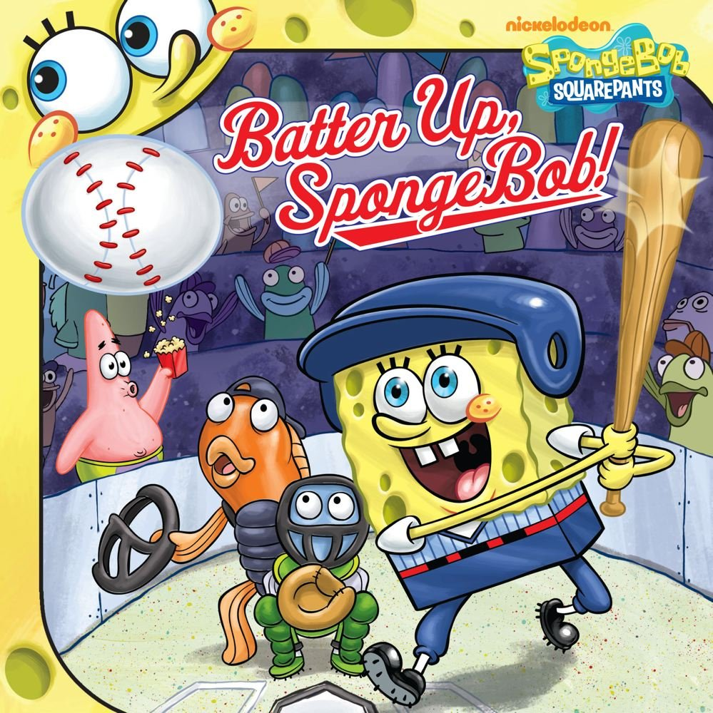 Batter Up, SpongeBob! (SpongeBob SquarePants)