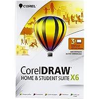 CorelDRAW Home & Student Suite X6 per 3 Desktop
