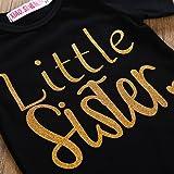 ViWorld Baby Girls Clothes Little Big Sister