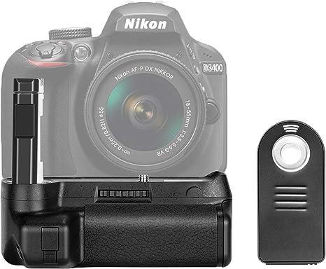 Neewer – Empuñadura de batería para cámara réflex Digital Nikon ...