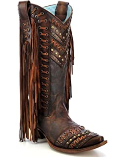 Baby Vision Fringed Baby Boots