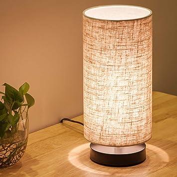 Amazon.com: Lifeholder Lámpara de mesita de noche con ...