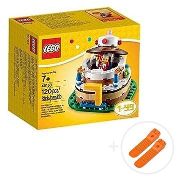 LEGO 40153 Birthday Decoration Cake Set 630 2