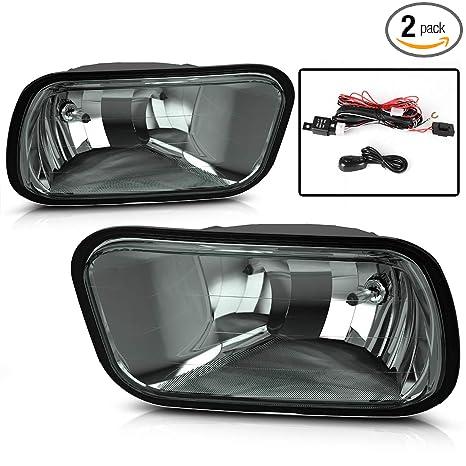 AUTOSAVER88 Factory Style Fog Lights For Dodge Ram 1500 2009-2012 Ram on