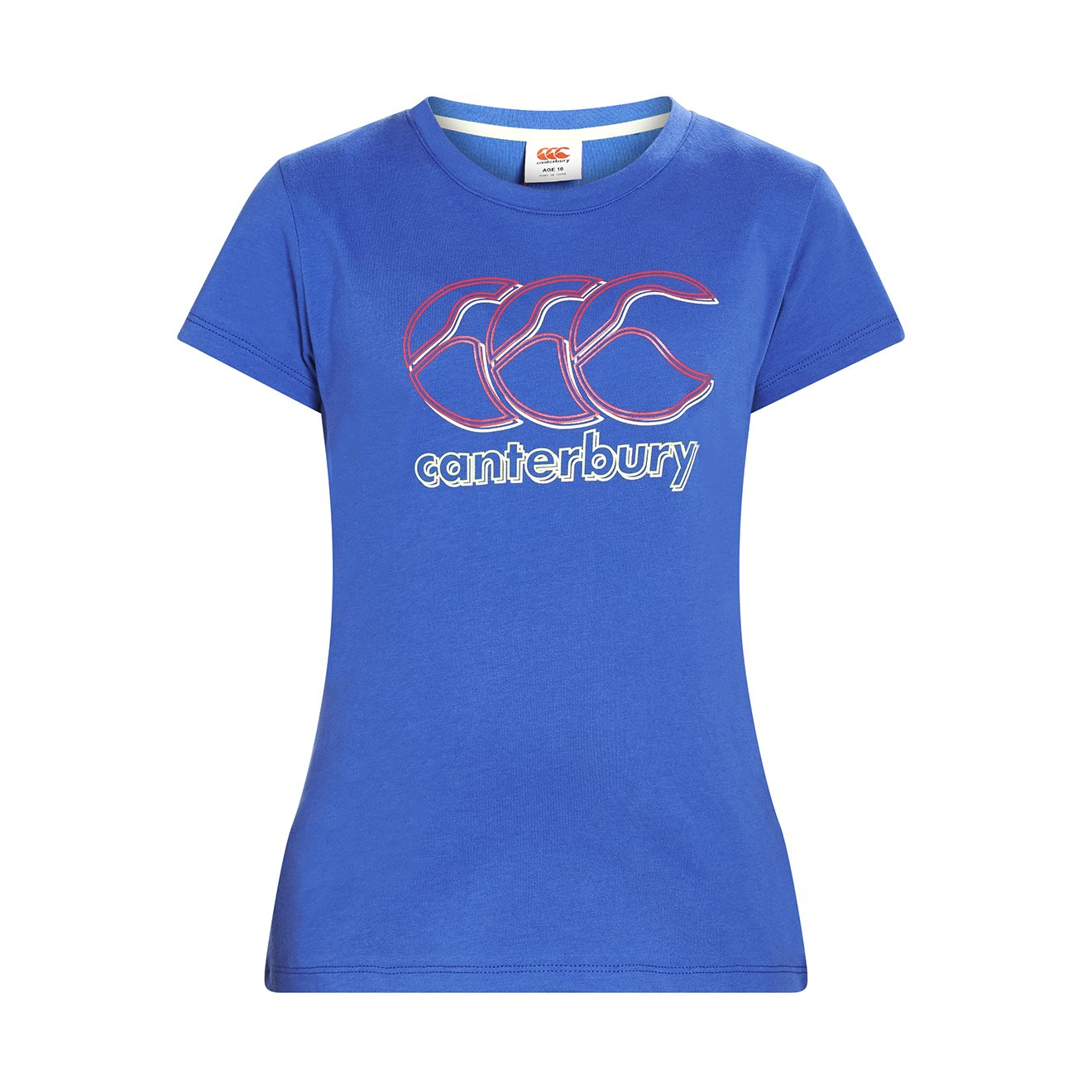 Canterbury Girl's CCC Graphic T-Shirt