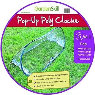 GardenSkill Pop-Up Poly Cloche