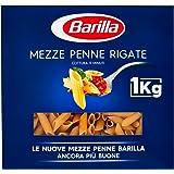 Semola Barilla Mezze Penne Rigate  n.70      1000g