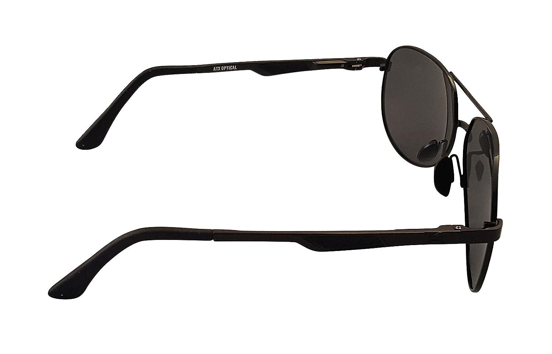 f9c1a5fef9b5 Amazon.com  XXL extra large Round Aviator Polarized Sunglasses for big wide  heads 150mm (gunmetal