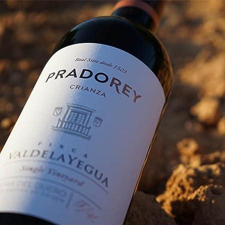 PRADOREY Finca Valdelayegua-Vino tinto-Crianza-Ribera del Duero-6 Bot.0,75 L