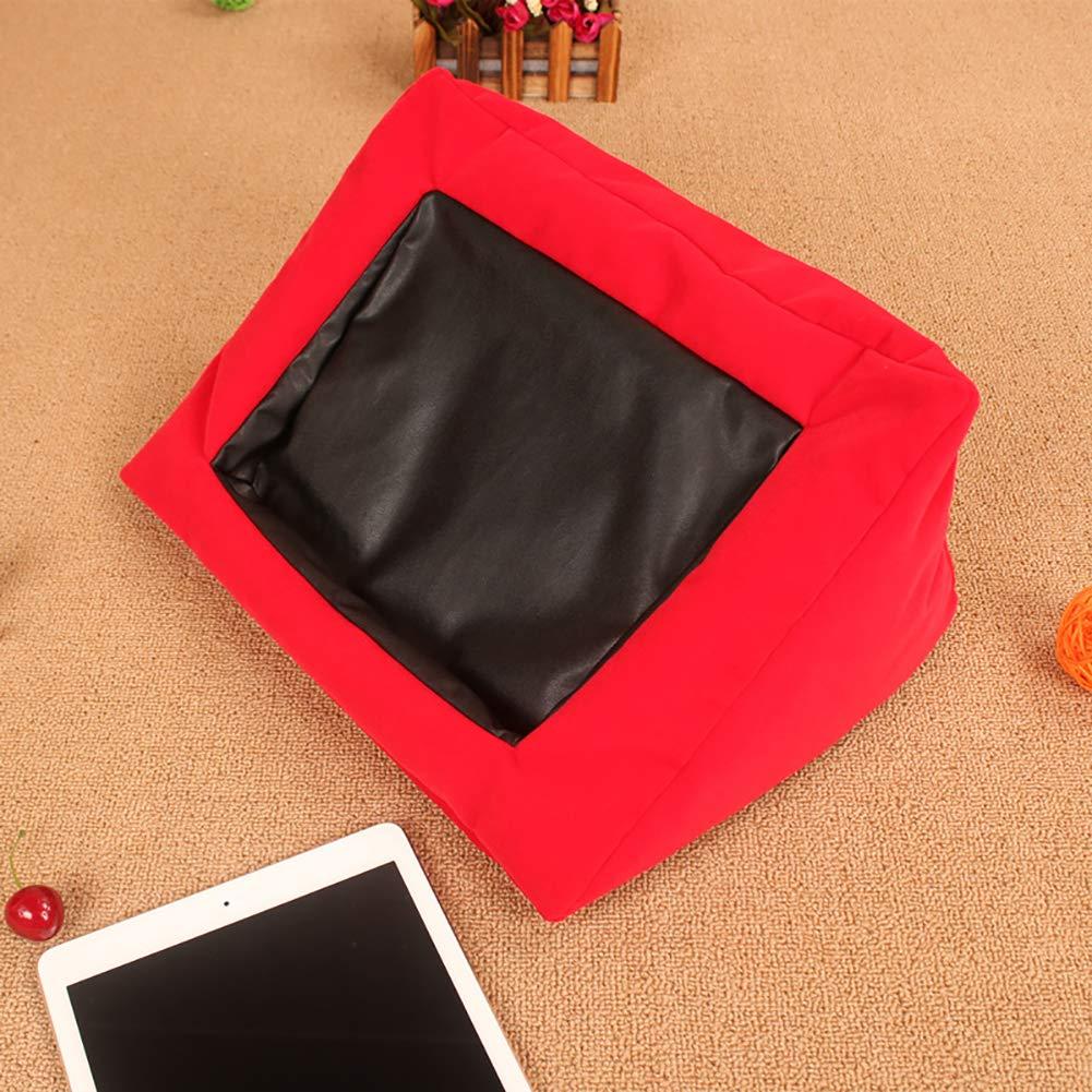 Blu TOPFAY Supporto tavoletta Supporto iPad Supporto da Auto Letto Cuscino in Piedi