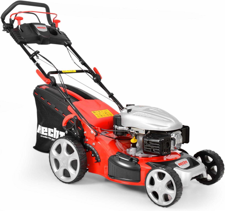 HECHT 5484SX Cortacésped de gasolina 3,7kW/5PS Potencia del motor