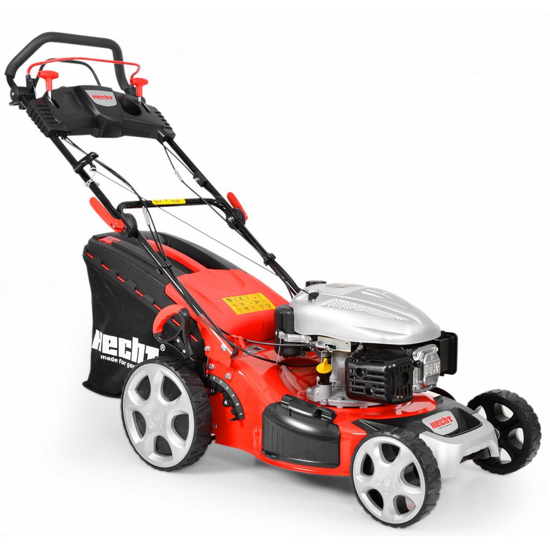 HECHT 5484 SX Cortacésped de gasolina 3,7 kW/5 PS Potencia del ...
