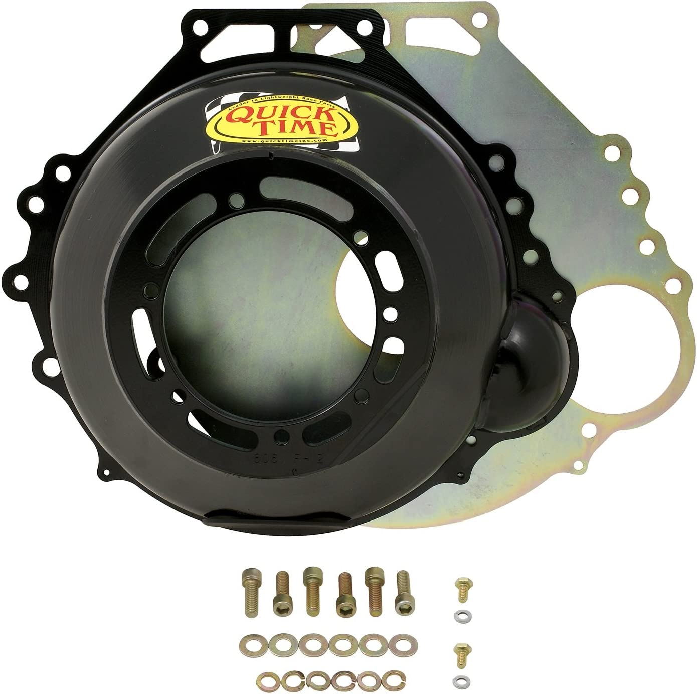 Ford Small Block 5.0L//5.8L Engine to C4 Transmission Bellhousing RM-6061 QuickTime