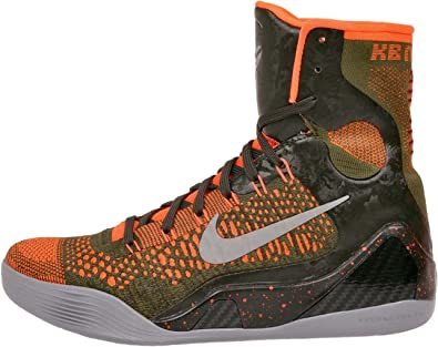 Labe progresivo participar  Amazon.com | NIKE Kobe IX Elite Mens Basketball Shoes | Basketball
