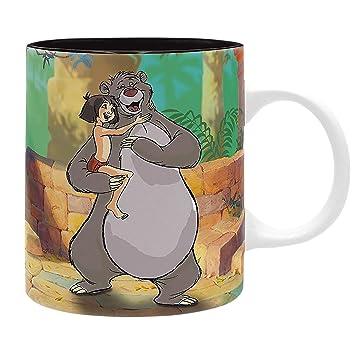 ABYstyle Taza Baloo & Mowgli. El Libro de la Selva. Disney