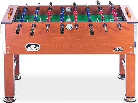 Kick 200 Mesa de Futbolín Esplendor: Amazon.es: Deportes y aire libre