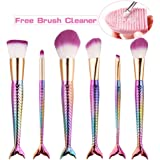 PrettyDiva Makeup Brush Set