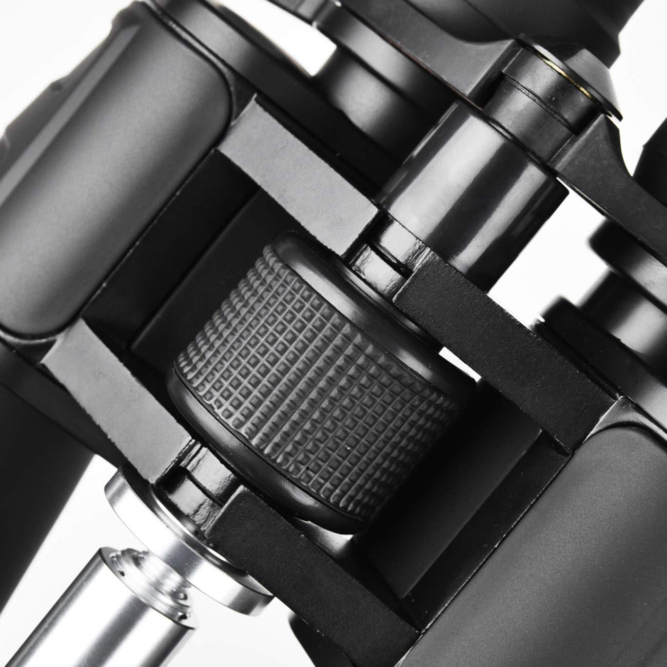 Dadiao Super Zoom 30-260X160 Telescopio Profesional Potente HD Vision High Times Binocular de Largo Alcance para la Caza Observaci/ón de Estrellas