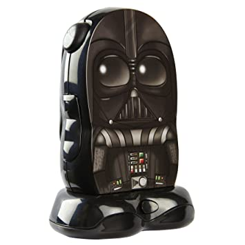 Amazon.es: Go Glow Heroes - Walkie Talkies Darth Vader (Worlds Apart 259STA01E) [importado de Inglaterra]