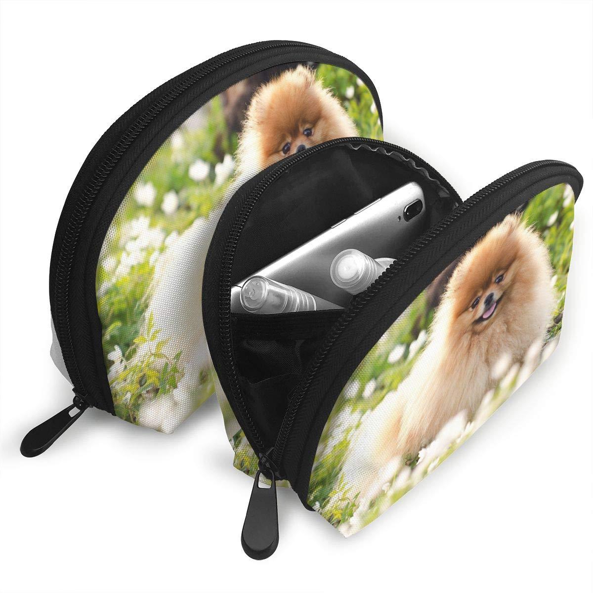 Amazon.com: Bolsas de maquillaje con diseño de perro ...