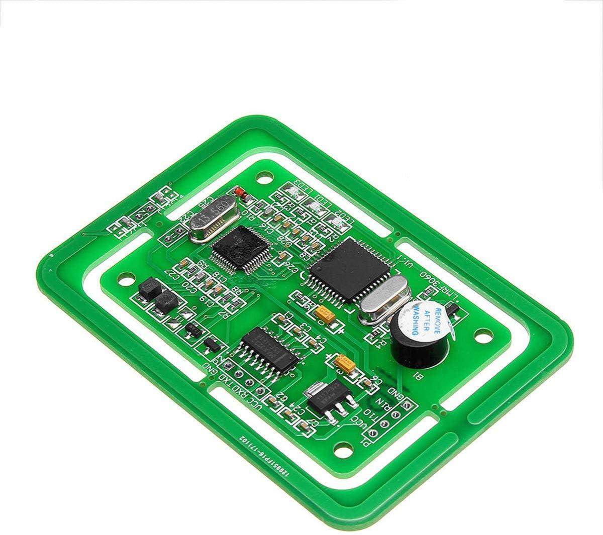 H.Y.FFYH Motorcycle Accessories 5V Multi-Protocol Card RFID Reader Writer Module LMRF3060 Development Board