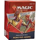 Magic: The Gathering 2021 - Challenger Deck – Mono Red Aggro (Vermelho)