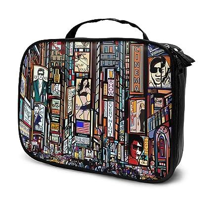 Bolsas de cosméticos para viajes de mujeres, Ilustración de ...