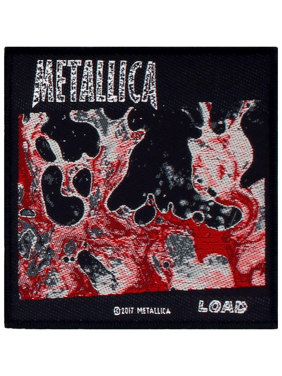 Metallica Targhetta vivigade toppa Load Razamataz