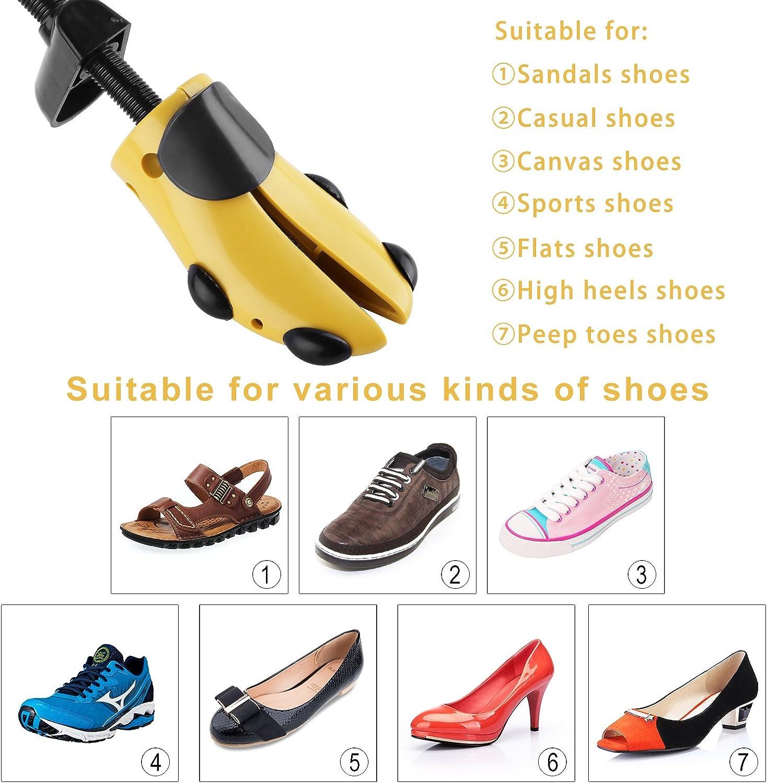 Coresto Écarteur de chaussures en plastique pour arbre à