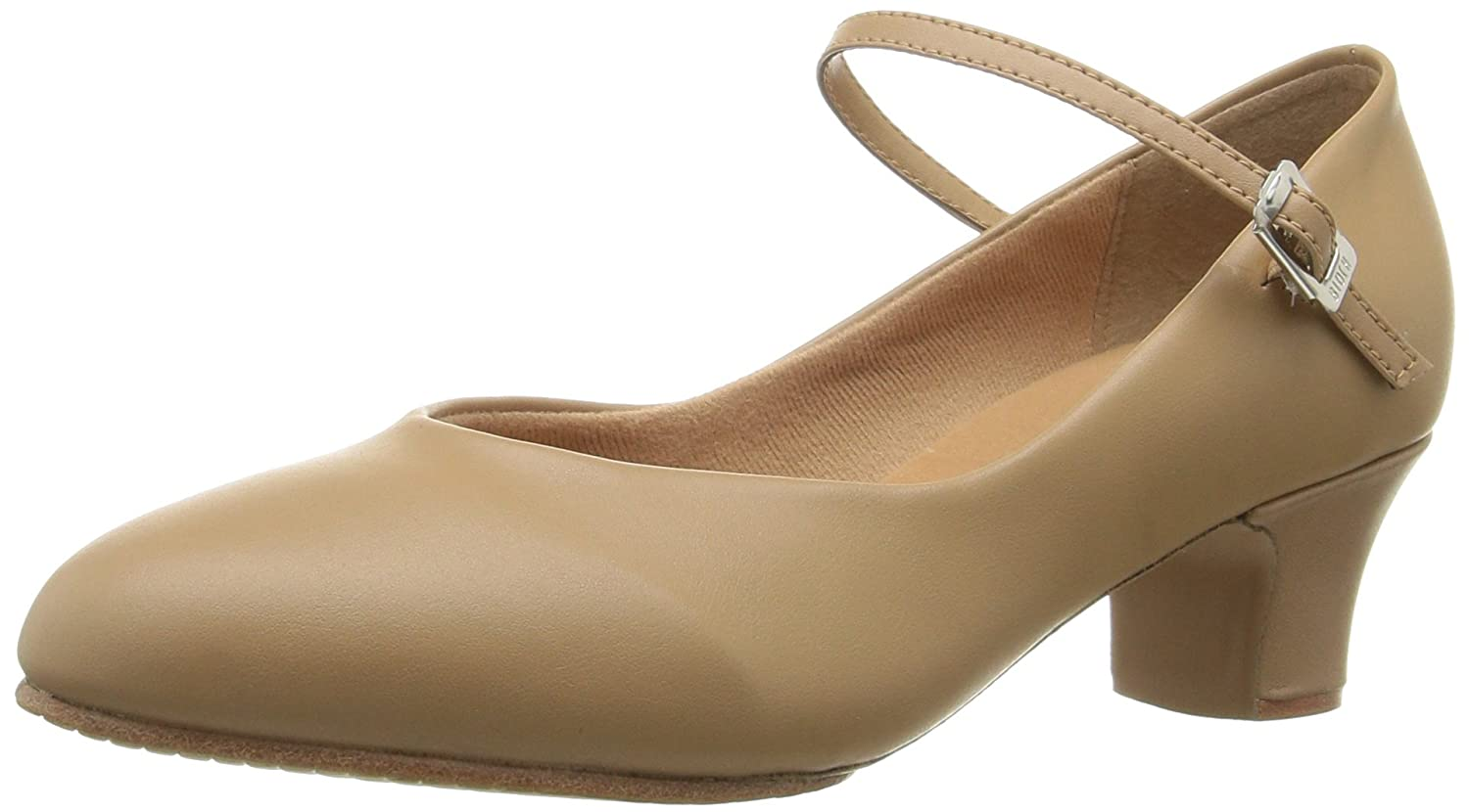 Bloch Dance B00PB45K5A Women's Broadway Lo Character Shoe B00PB45K5A Dance 11 W US|Tan 953e93