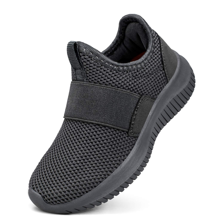 Troadlop Kids Sneakers No Laces Light Up Boys Athletic Shoes Size 9 M US Toddler by Troadlop