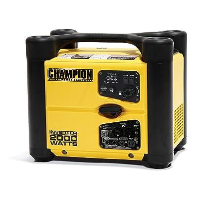 Champion 2000-Watt - Stackable design