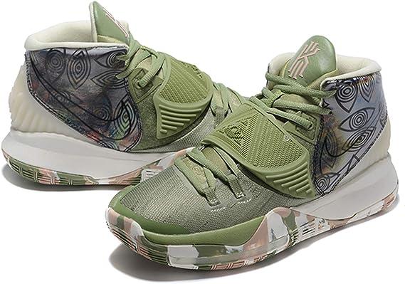 Basketball Shoes Green