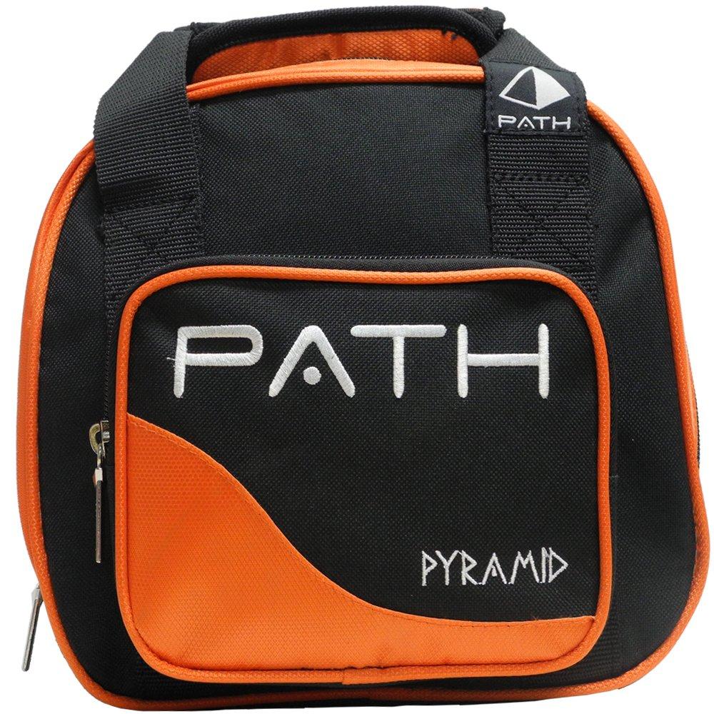 Pyramid Path Spare Ball Tote Orange