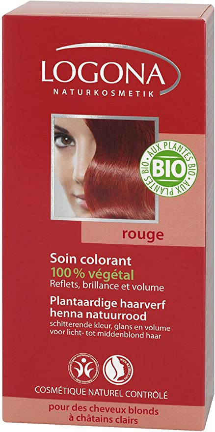 Logona Tinte Cobre Natural 030 100G Logona 200 g
