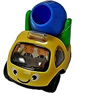 WDK Partner Coche de juguete (5x8x5.5 cm) (A1200001) (Surtido, modelos aleatorios)