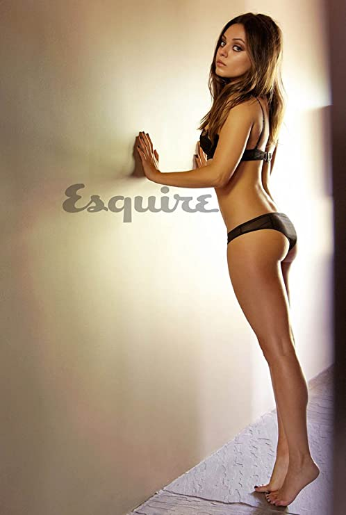 Mila Kunis Poster 24x36 inches Hot SeXy Actress High Quaity Goss Print Art  101