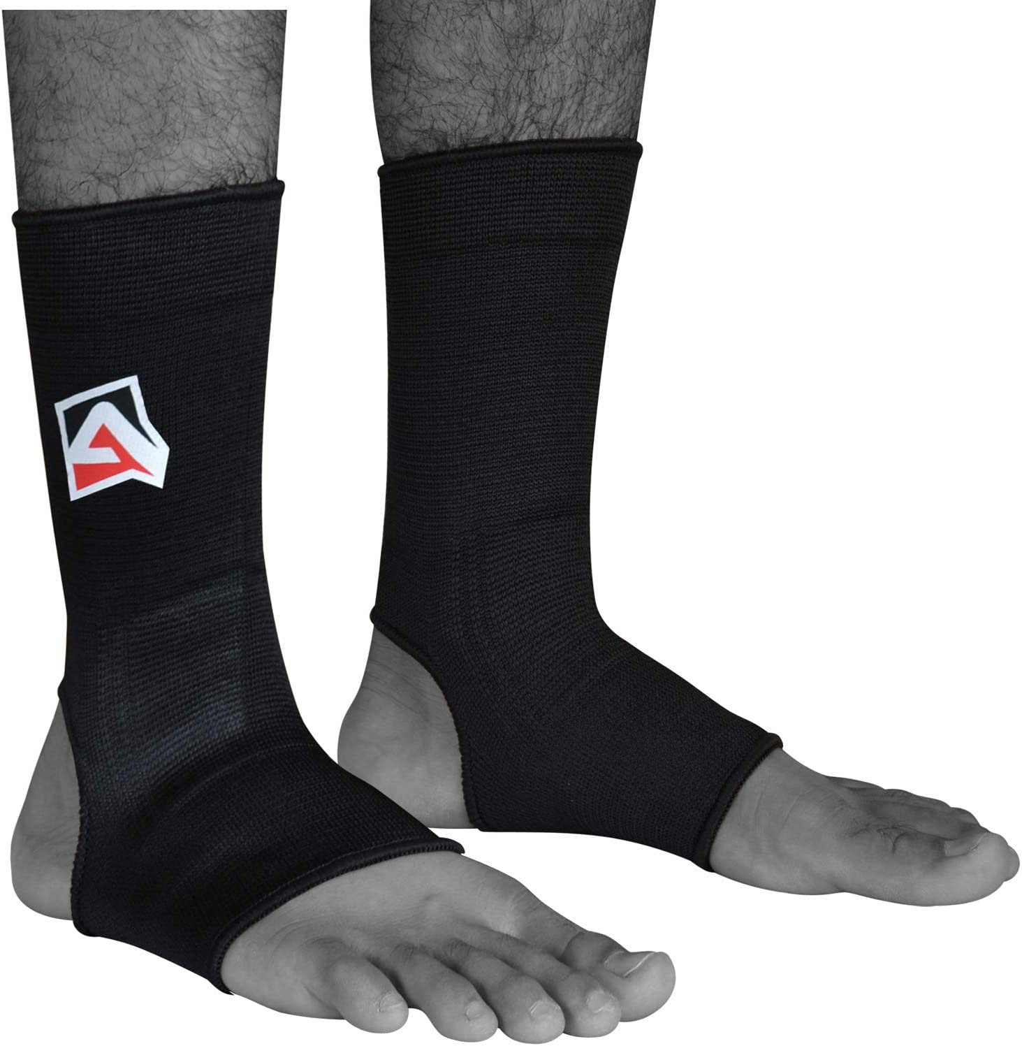 Ankle,achilles tendon,aches,sprains wrap guard protector supports MMA Muay Thai