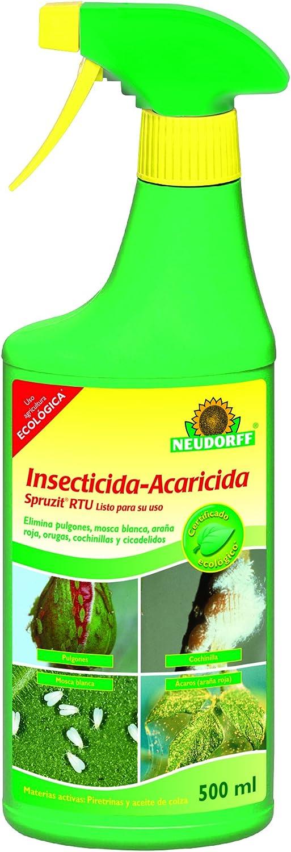 Neudorff Spruzit Insecticida acaricida, Amarillo, 9x5x27 cm